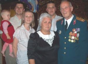 Sergey's family