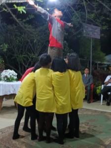 Tabitha's Home children interpretive dance