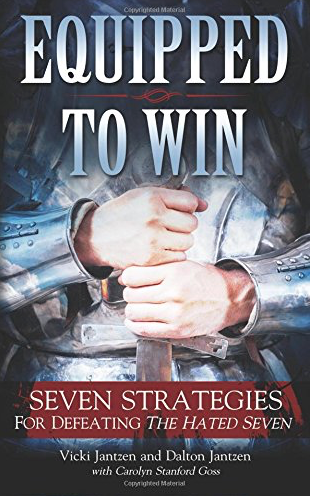 Equipped To Win cover
