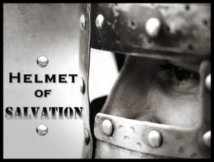 The helmet of salvation protects your mind