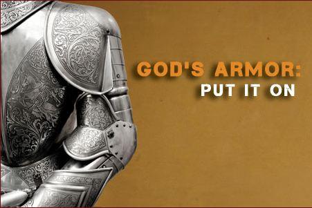 armor for battle